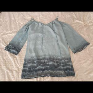 Boho flowy dress 🐳